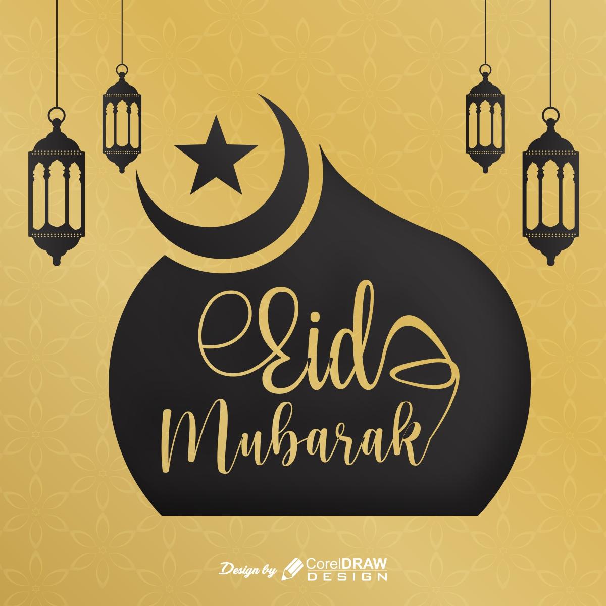 Download Eid Mubarak Wishes Coreldraw Design Download Free Cdr Vector Stock Images Tutorials Tips Tricks