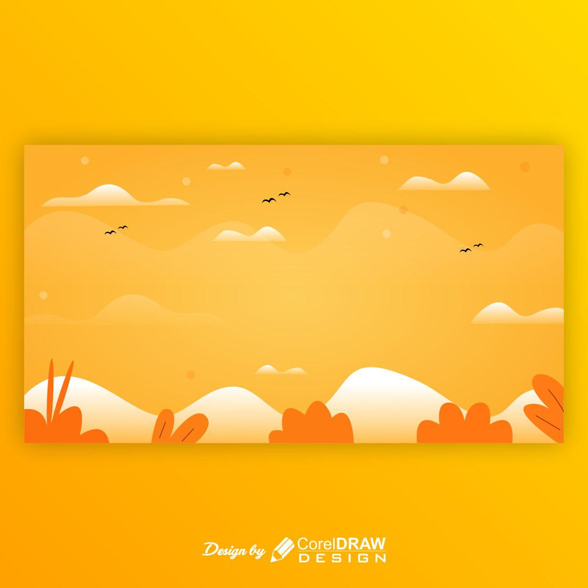 Download Web Banner Template Background | CorelDraw Design (Download Free  CDR, Vector, Stock Images, Tutorials, Tips & Tricks)