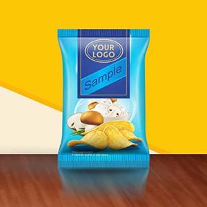 Trendy Packaging Wrapper Design