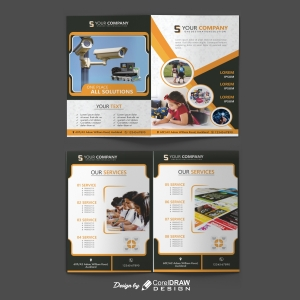 Modern Abstract Multipurpose Business Brochure
