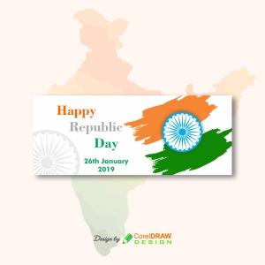 Indian Republic Day Web Banner