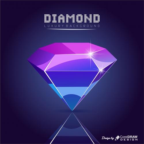 Diamond Luxury Background