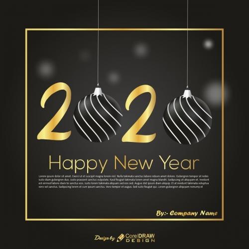 Black Ball New Year 2020