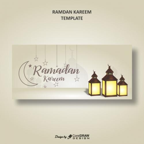 Ramadan Kareem Template