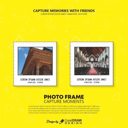 Capture Memories Photo Frame