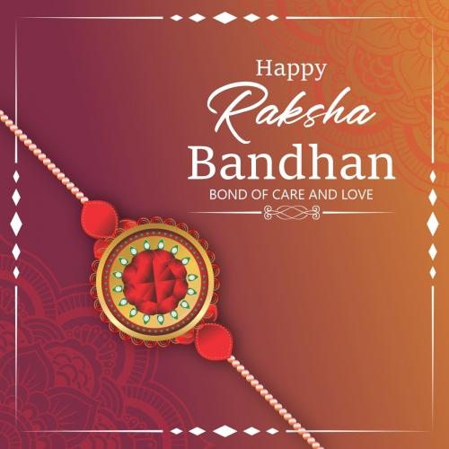 Realistic raksha bandhan Festival