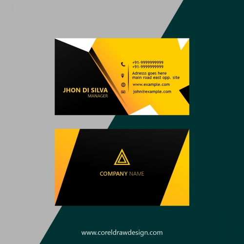 Creative Business Visiting Card