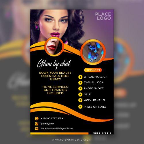 Make-up Flyer