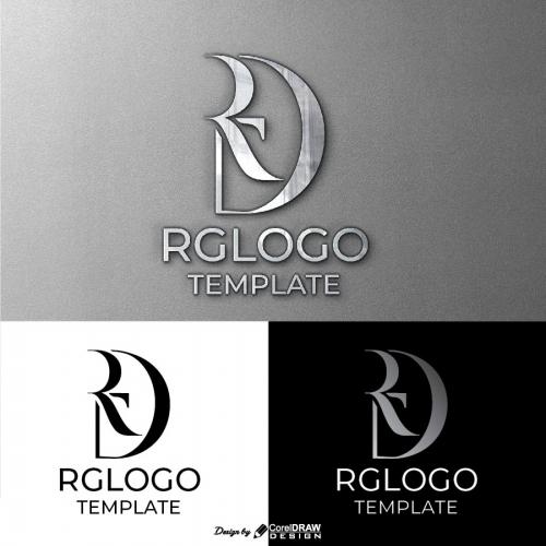 Fully Customizable RG Logo Template