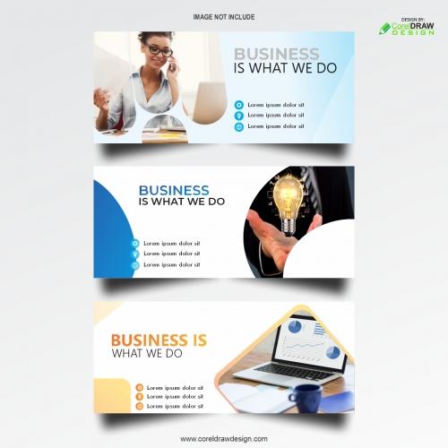 Banner Template Design & Business Idea