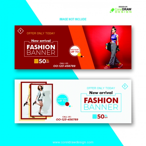 Fashion Super Sale Banner Design