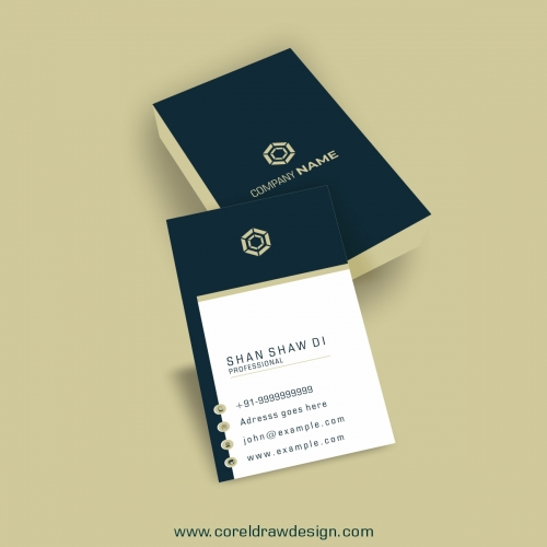 Creative Editable Business Card Mockup Free Design
