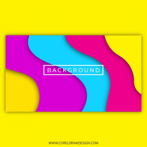 Modern Pop Colorful Background