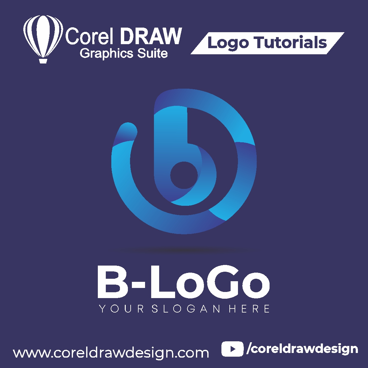 Best 3D Logo Tutorial - Logo Design - Digital Graphics - Tutorial - Coreldraw for Beginners