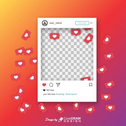 Instagram Trending Post 2021 Download Free Template