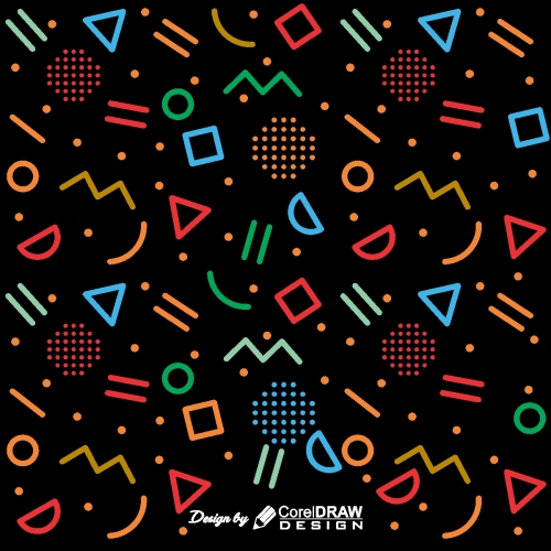 Small particles Black background download 2021 Template