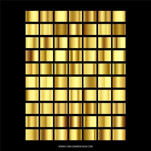 Golden Gradients Vector