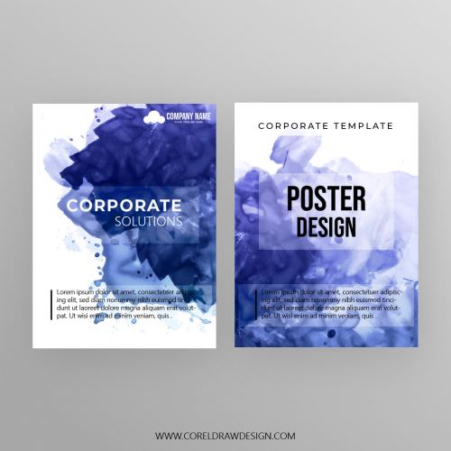 Corporate Poster & Broucher Template