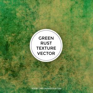 Green Rust Texture Vector