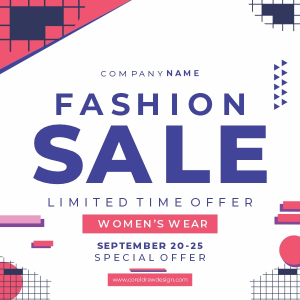 Fashion Sale Limited Offer Womens wear Trending 2021 Download Free Template