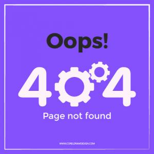 ErrorPage 404 Background
