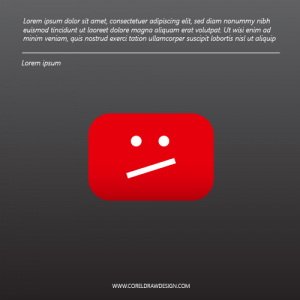 Youtube Error Message Creative