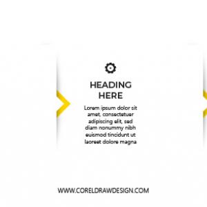 Simple Elegant Infographic Template