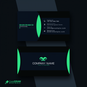 Modern Luxury Business Card Background Template Vector Desing