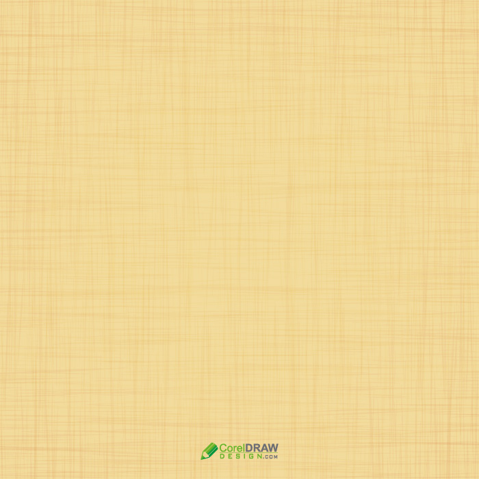 Abstract Light Yellow  Linen Clothings Texture Vector