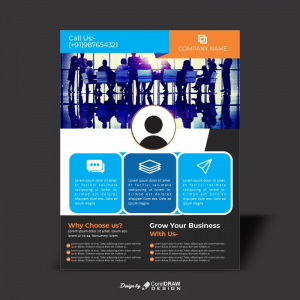 Business Flyer Brochure Template Download Free