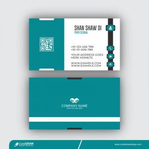 Creative Business Card Free Premium Vector