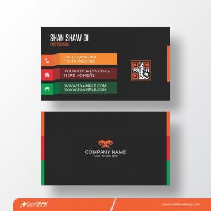 Corporate Modern Business Card Design