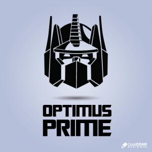 Transformers Optimus Prime Vector