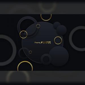 Black Beautiful Royal Background Download From Coreldrawdesign Free