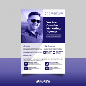 Corporate Business Marketing Agency Flyer