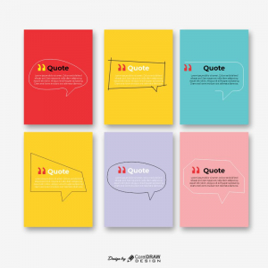 Quotes Different Variety Download From coreldrawdesign Template