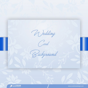 Wedding Card Background Elegant Golden Template Free Vector