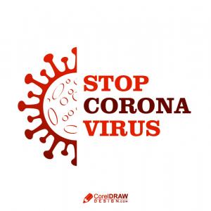 Stop Corona Virus preventive Banner Social Media Instagram