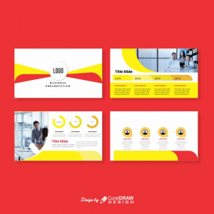 Business Presentation Corporate sector Download Free From Coreldrawdesign