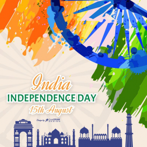 India Water Color Independence Day Download Free From Coreldrawdesign