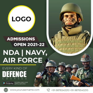 National Defence Academy Template Download Free From Coreldrawdesign