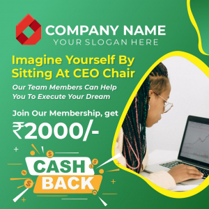 CEO Chair Poster Download From Coreldrawdesign