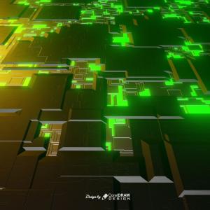 Latest CGI Trending Technology Background 4K Image Download From Coreldrawdesign