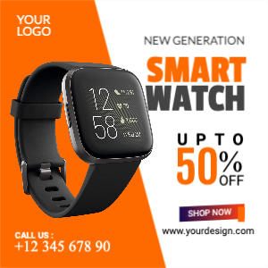 Smart Watch Offer