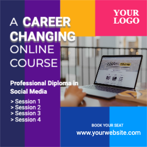 Online Course Banner